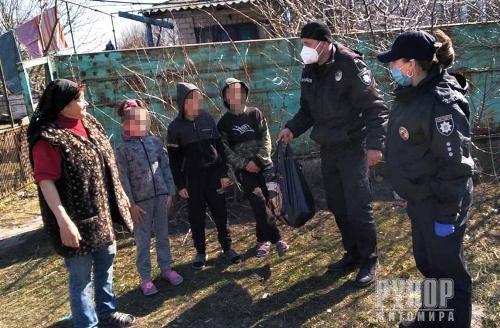 На Житомирщині ювенальні поліцейські задокументували близько півтори тисячі адмінправопорушень у 2020 році