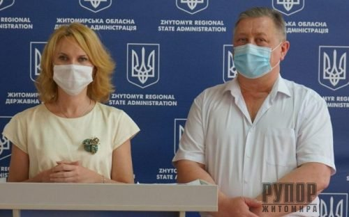 Підсумковий брифінг Наталії Остапченко станом на 03 липня щодо ситуації з коронавірусом у Житомирській області