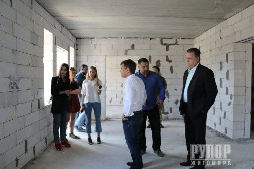 У Житомирі з'явиться два дитячих будинків сімейного типу , які стануть домівками для 20 дітей – сиріт