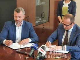 Житомирська ОДА та Український інститут майбутнього підписали Меморандум про співпрацю