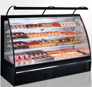 Обустройство торговой точки: От стеллажей – до холодильных витрин
