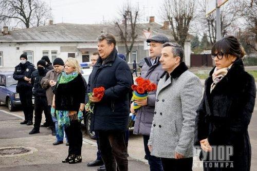 У Житомирі відзначили 114-у річницю від дня народження Сергія Корольова