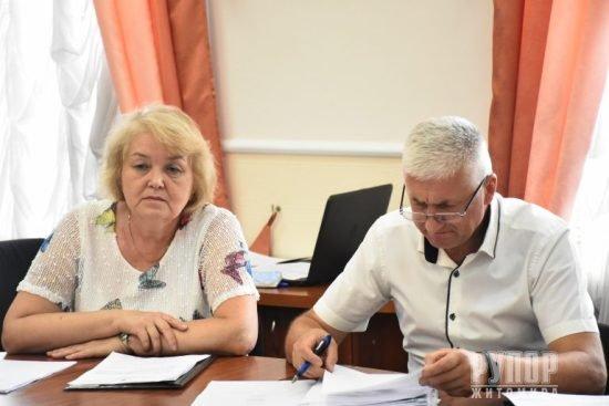 Віктор Градівський взяв участь у засіданні комісії Житомирської обласної ради з питань соціально-економічного розвитку