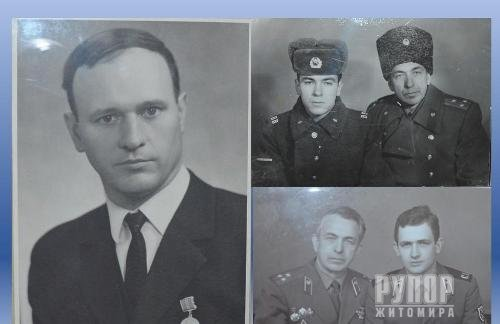 У Житомирі поліцейські привітали зі 100-річним ювілеєм ветерана Мирона Лізунова