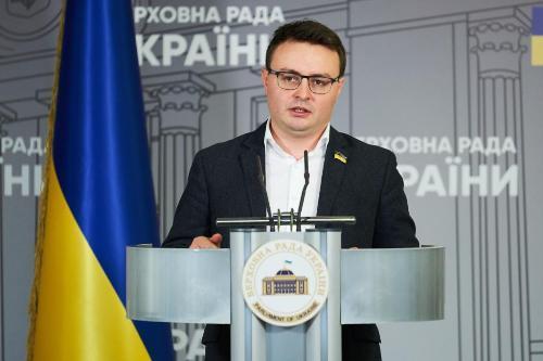 Арсеній Пушкаренко: «Слуга Народу» у Верховній Раді виконує свою передвиборчу програму