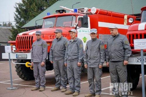 Віталій Бунечко: За півтора року завдяки злагодженій командній роботі на Житомирщині висаджено понад 16 тисяч гектар лісу